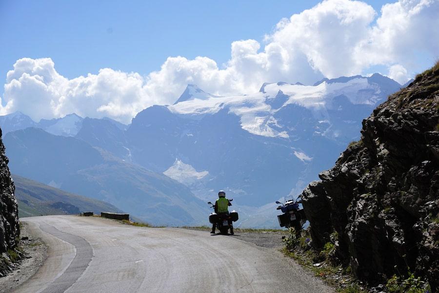 Motorradtransporte Österreich