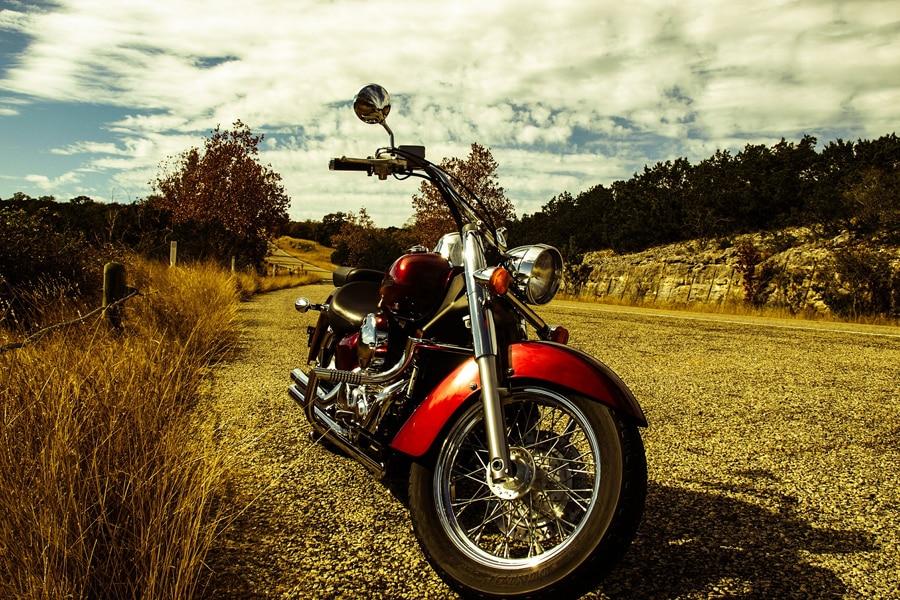Motorradtransporte Spanien